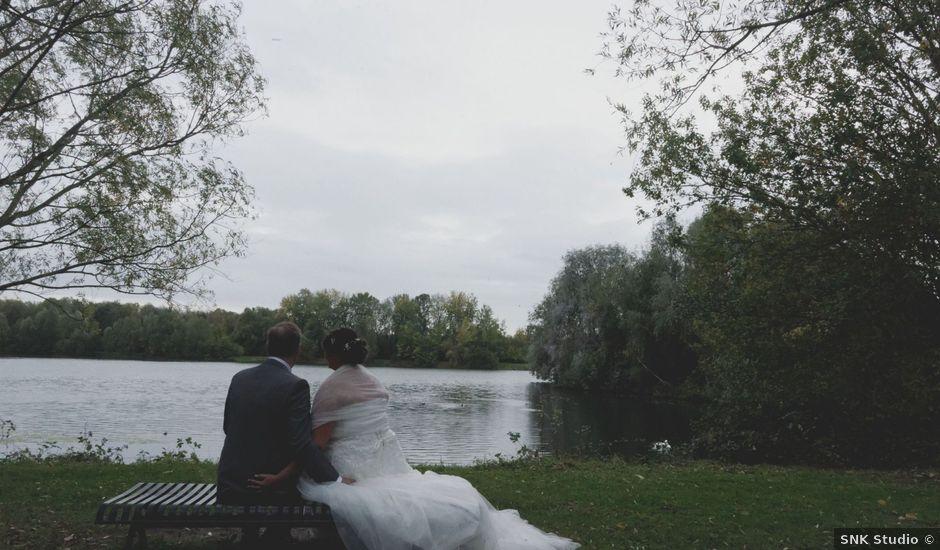 Le mariage de Thierry et Karine à Ronchin, Nord