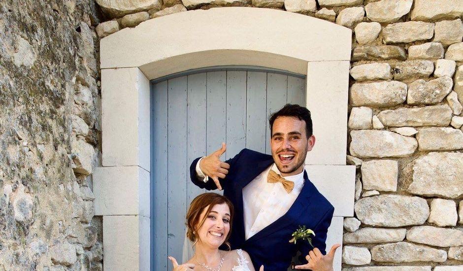 Le mariage de Quentin  et Cassandra à Solérieux, Drôme