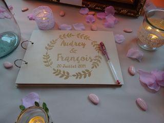 Le mariage de Audrey et François 3