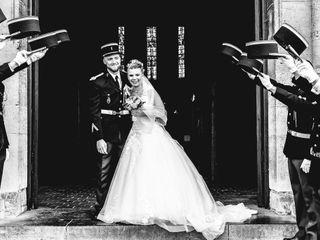 Le mariage de Ophélie  et Axel  2