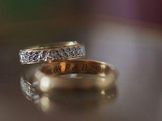 Le mariage de Fiona et Benoit 1