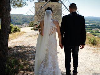 Le mariage de Fanny et Nicolas 1
