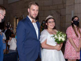 Le mariage de Louise-Eugénie et Anthony