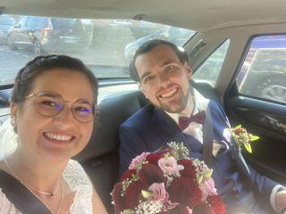 Le mariage de Agathe et Gabriel