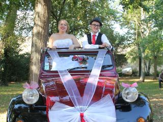 Le mariage de Mélodie et Julien