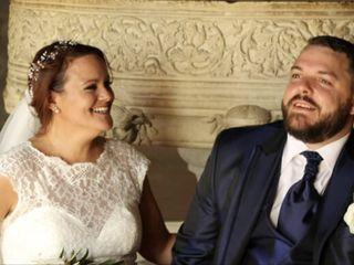 Le mariage de Ainhoa et Matthieu 1