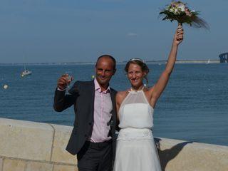 Le mariage de Charlène et Marc