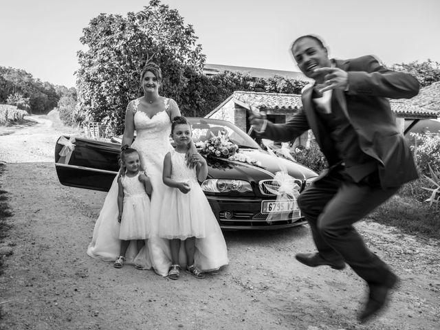 Le mariage de Cécile et Cédric
