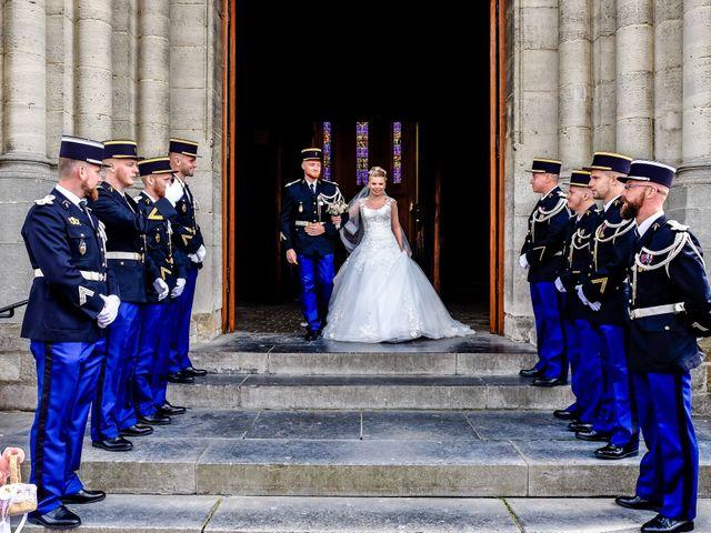 Le mariage de Ophélie  et Axel