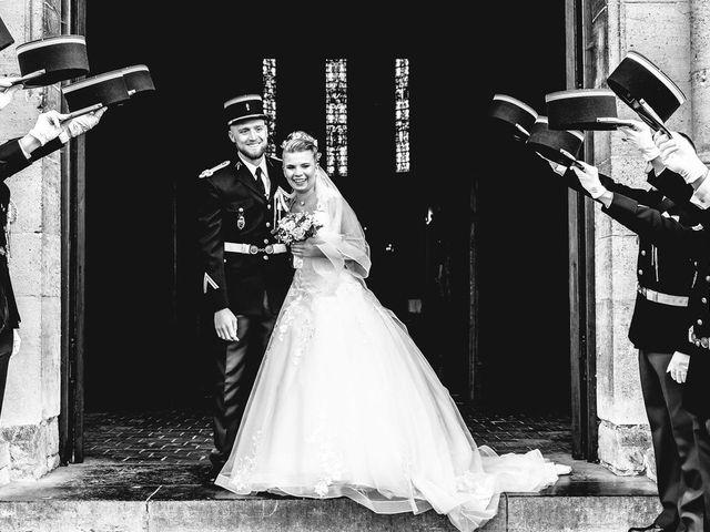 Le mariage de Axel  et Ophélie  à Estaires, Nord 2