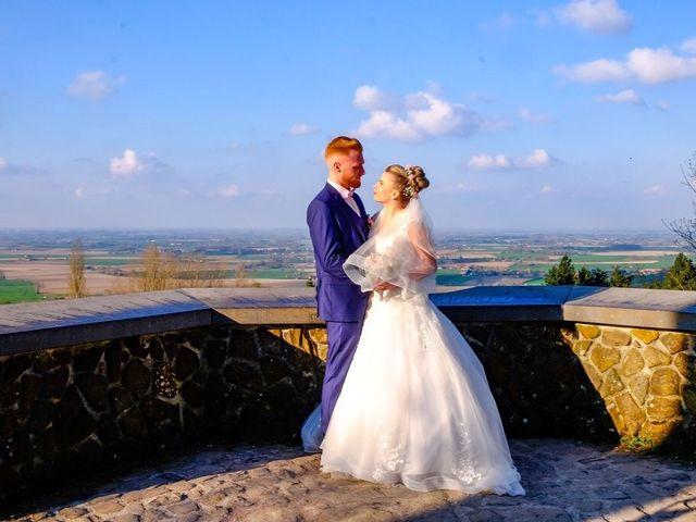 Le mariage de Axel  et Ophélie  à Estaires, Nord 3