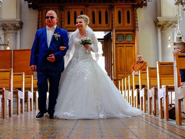 Le mariage de Axel  et Ophélie  à Estaires, Nord 6
