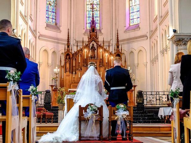 Le mariage de Axel  et Ophélie  à Estaires, Nord 10
