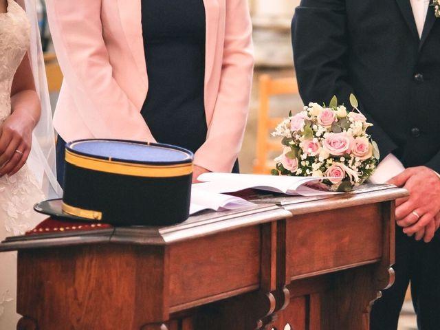 Le mariage de Axel  et Ophélie  à Estaires, Nord 15