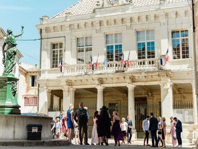 Le mariage de Charly et Marie à Saint-Pargoire, Hérault 25