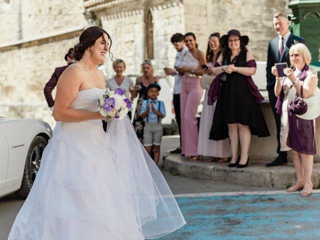 Le mariage de Charly et Marie à Saint-Pargoire, Hérault 27