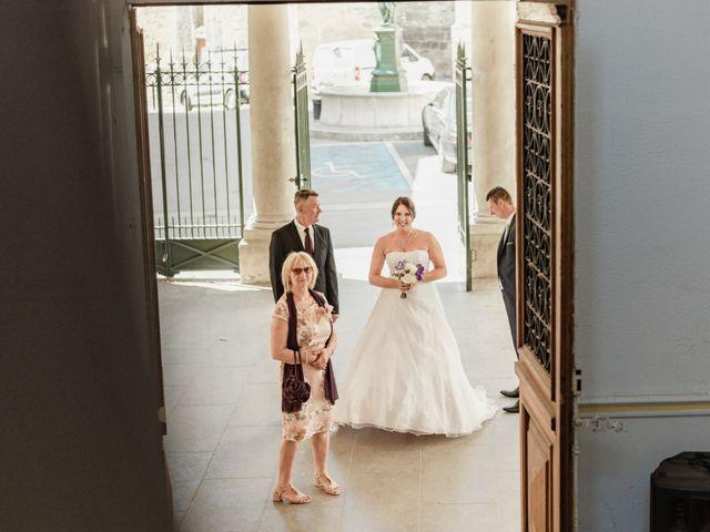 Le mariage de Charly et Marie à Saint-Pargoire, Hérault 28