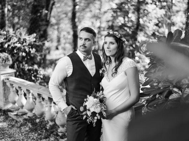 Le mariage de Fiona et Benoit