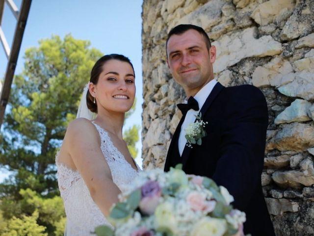 Le mariage de Fanny et Nicolas