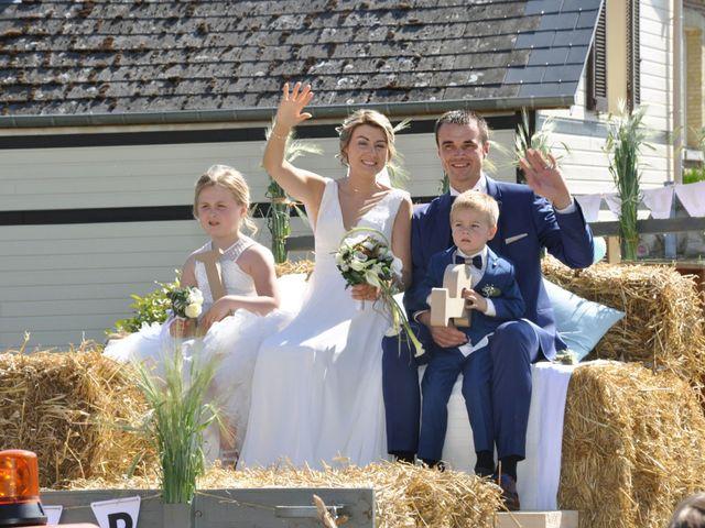 Le mariage de Pierre et Jennifer à Touffreville-la-Corbeline, Seine-Maritime 27