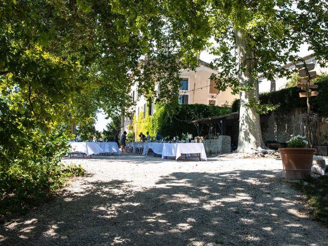Le mariage de Marco et Emilie à Mirabel-et-Blacons, Drôme 2