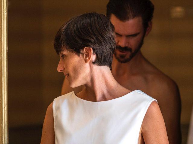 Le mariage de Marco et Emilie à Mirabel-et-Blacons, Drôme 7