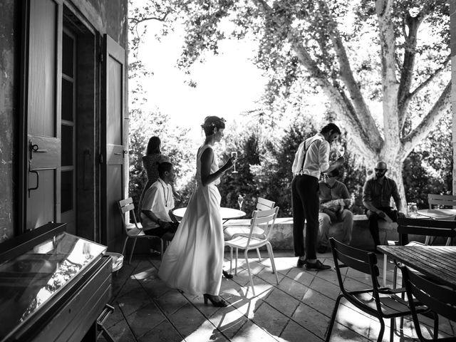 Le mariage de Marco et Emilie à Mirabel-et-Blacons, Drôme 12
