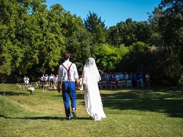 Le mariage de Marco et Emilie à Mirabel-et-Blacons, Drôme 13