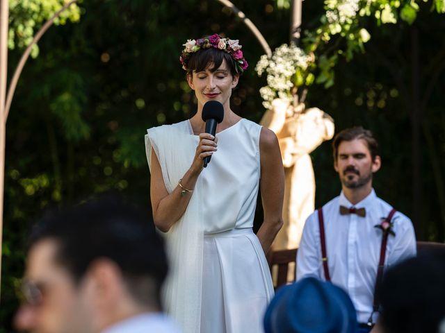 Le mariage de Marco et Emilie à Mirabel-et-Blacons, Drôme 15