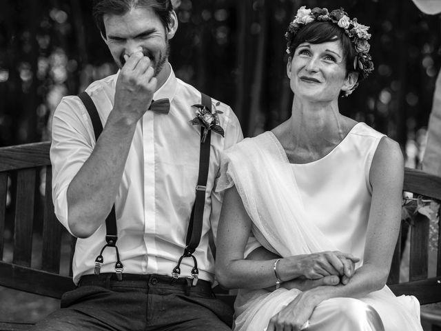 Le mariage de Marco et Emilie à Mirabel-et-Blacons, Drôme 18