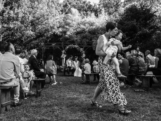 Le mariage de Marco et Emilie à Mirabel-et-Blacons, Drôme 22
