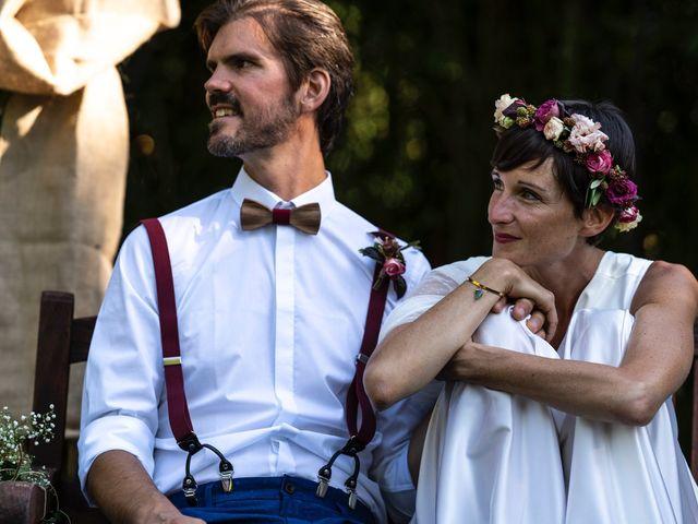 Le mariage de Marco et Emilie à Mirabel-et-Blacons, Drôme 24