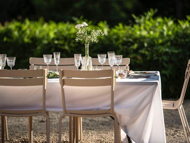 Le mariage de Marco et Emilie à Mirabel-et-Blacons, Drôme 27