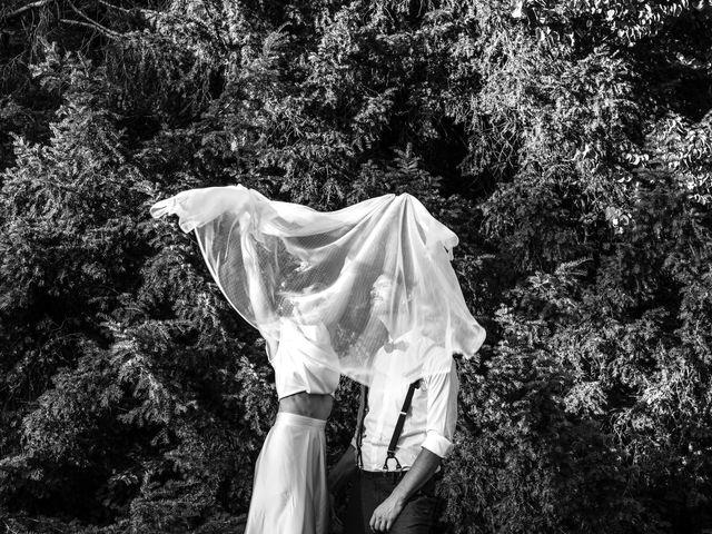 Le mariage de Marco et Emilie à Mirabel-et-Blacons, Drôme 29