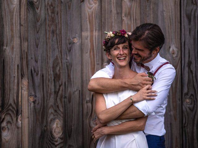 Le mariage de Marco et Emilie à Mirabel-et-Blacons, Drôme 31