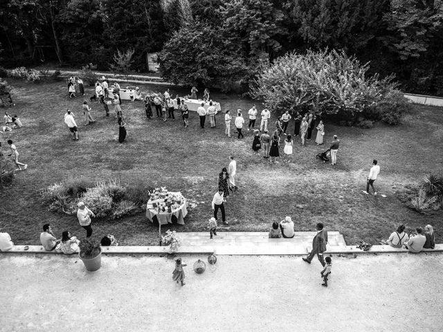 Le mariage de Marco et Emilie à Mirabel-et-Blacons, Drôme 35