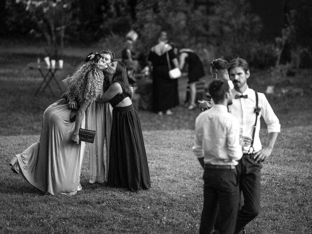 Le mariage de Marco et Emilie à Mirabel-et-Blacons, Drôme 38