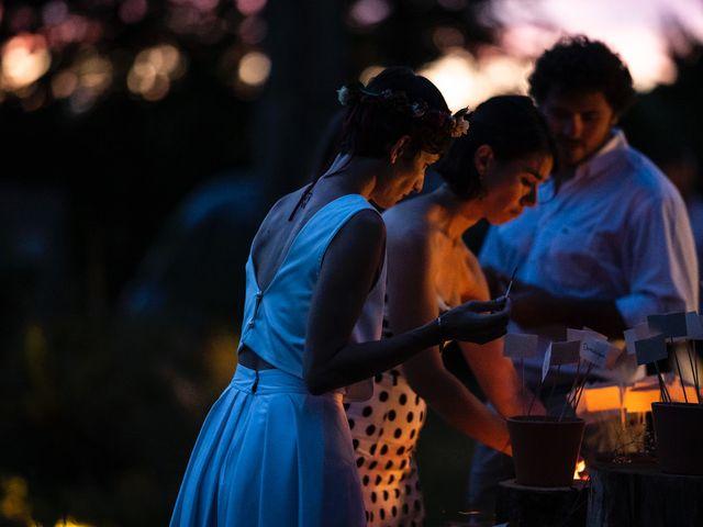 Le mariage de Marco et Emilie à Mirabel-et-Blacons, Drôme 39