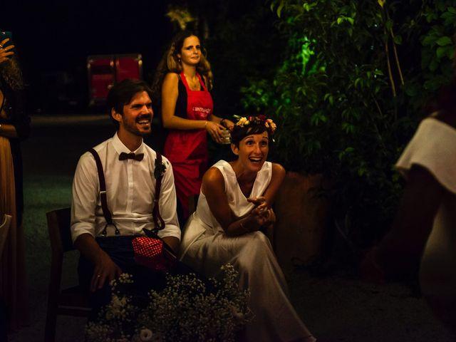 Le mariage de Marco et Emilie à Mirabel-et-Blacons, Drôme 47
