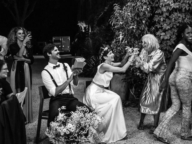 Le mariage de Marco et Emilie à Mirabel-et-Blacons, Drôme 48