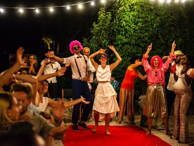 Le mariage de Marco et Emilie à Mirabel-et-Blacons, Drôme 49