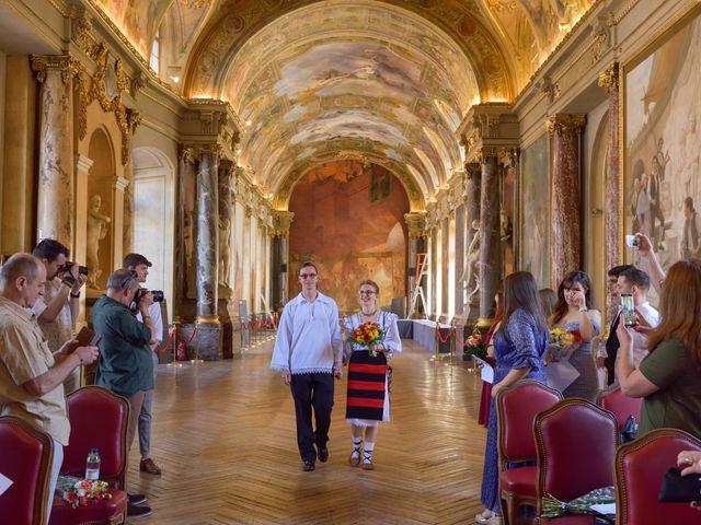 Le mariage de James et Emilia à Toulouse, Haute-Garonne 6