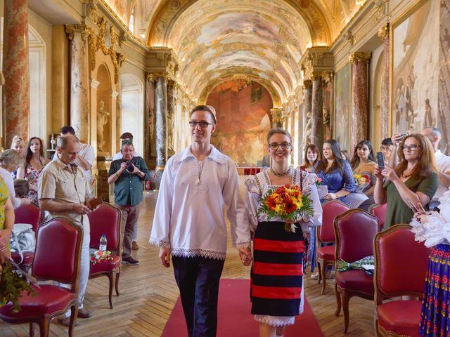 Le mariage de James et Emilia à Toulouse, Haute-Garonne 7