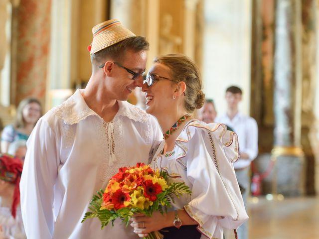 Le mariage de James et Emilia à Toulouse, Haute-Garonne 10