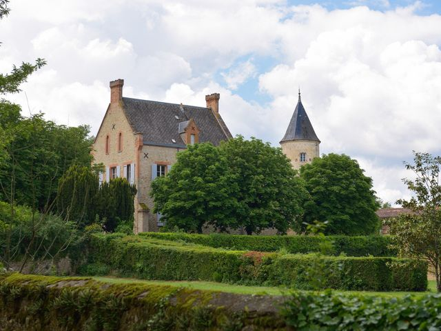 Le mariage de James et Emilia à Toulouse, Haute-Garonne 15