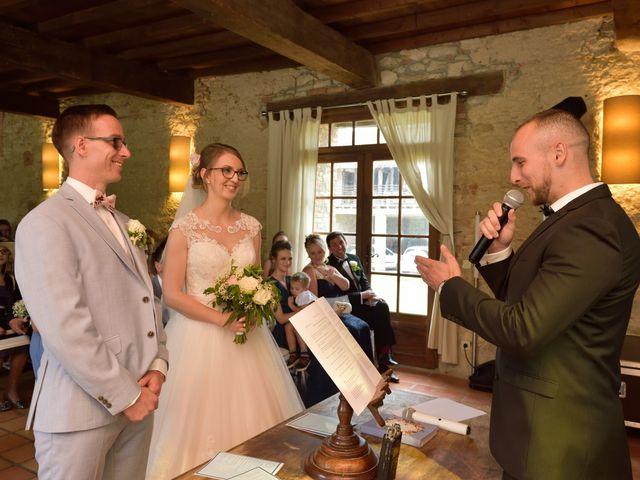 Le mariage de James et Emilia à Toulouse, Haute-Garonne 41