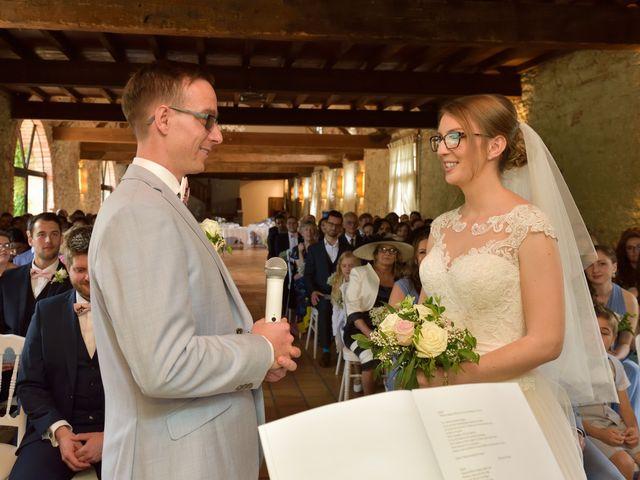 Le mariage de James et Emilia à Toulouse, Haute-Garonne 43