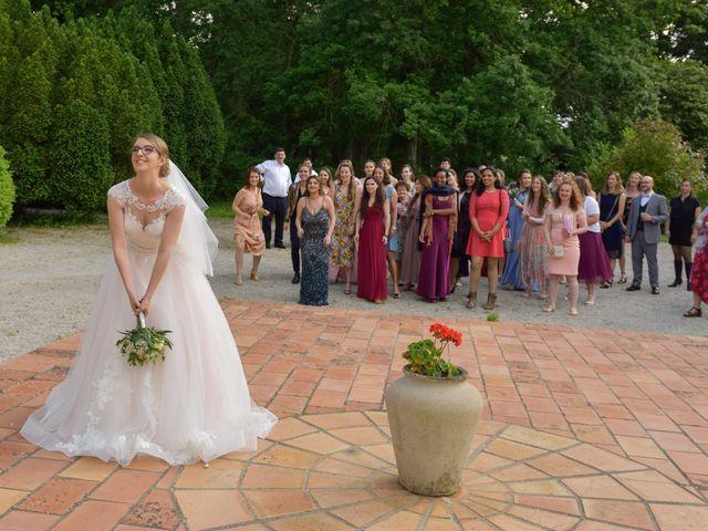 Le mariage de James et Emilia à Toulouse, Haute-Garonne 52
