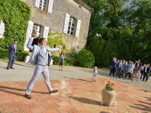 Le mariage de James et Emilia à Toulouse, Haute-Garonne 53