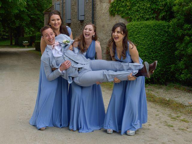 Le mariage de James et Emilia à Toulouse, Haute-Garonne 57